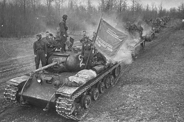 2-я Гвардейская танковая армия: как воевала любимая армия Сталина