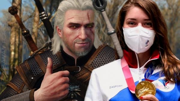 РПЦ требует дисквалифицировать Виталину Бацарашкину за использование магического амулета на Олимпиаде