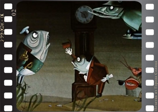 Мультфильмы для взрослых из СССР