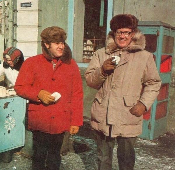 Кадры счастливой советской жизни для поднятия вашего настроения