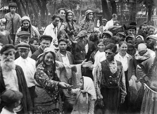 Цыгане и другие самые многочисленные народы без своих государств