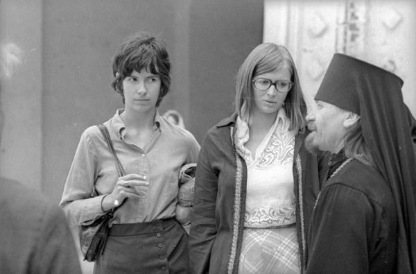 Советская молодежь в 70-е годы