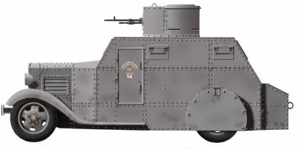 Гражданская война в Испании: конница и танки