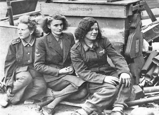 Как содержали пленных немок в ГУЛАГе
