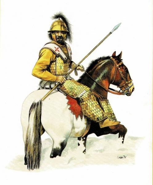 Одежда первой мировой империи