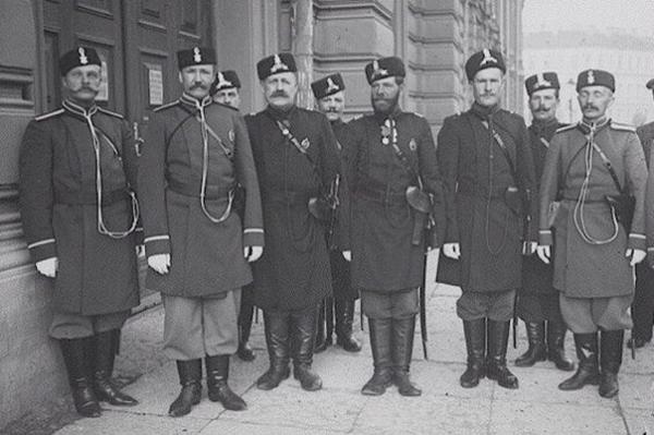 Ограбление лавки Гордона: крупнейшее в истории Российской империи