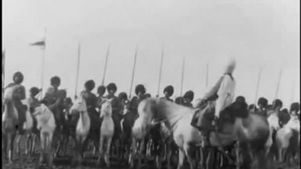 Туркмены Российской империи. История Текинского конного полка
