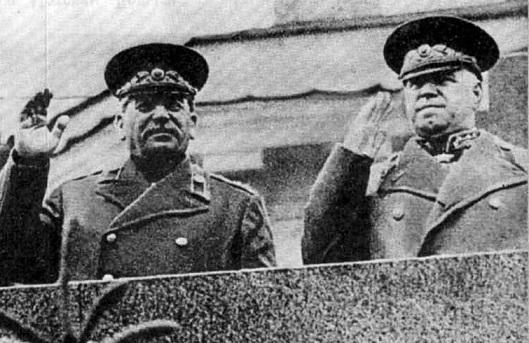 За что Сталин отправил Жукова в «ссылку» в 1946 году